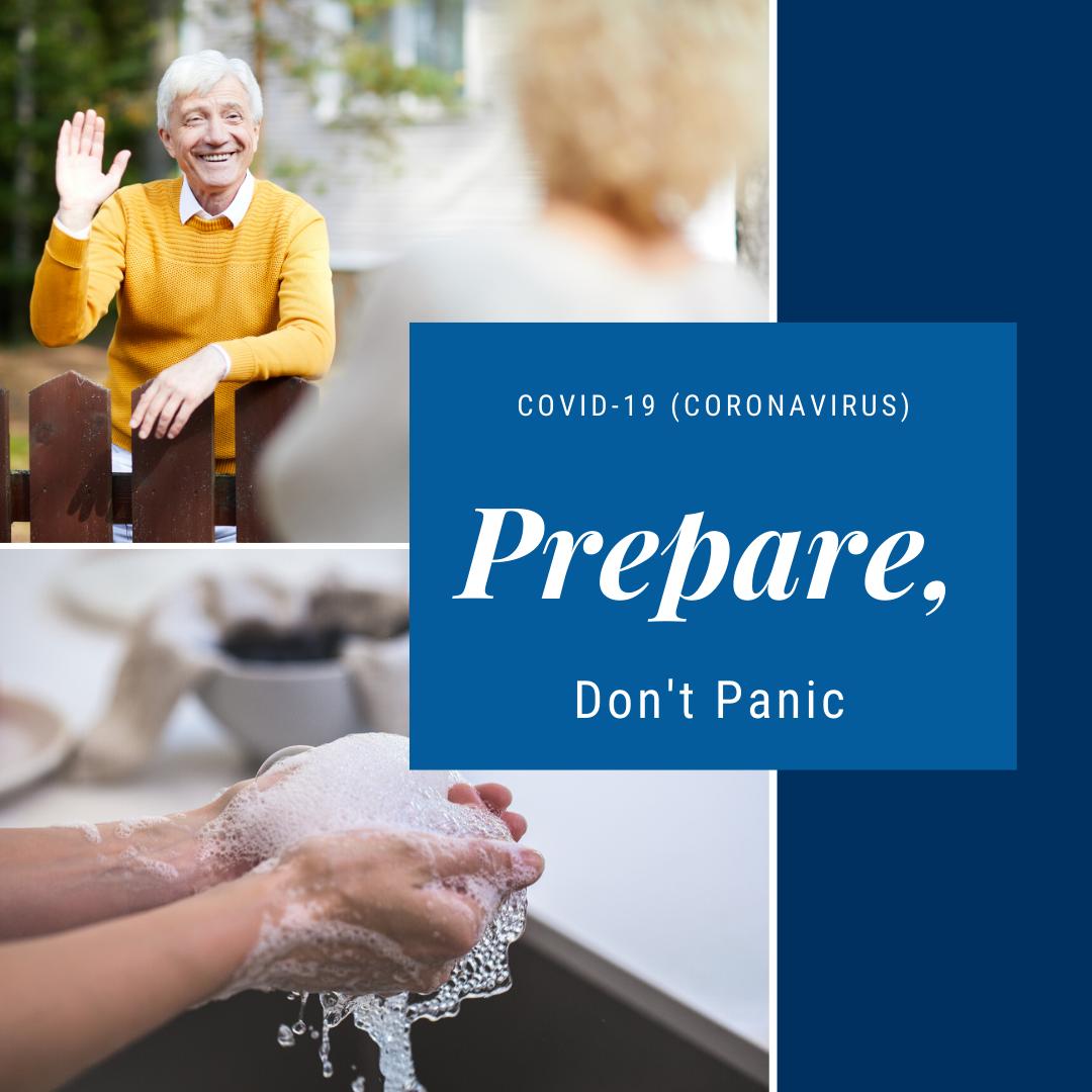 prepare dont panic