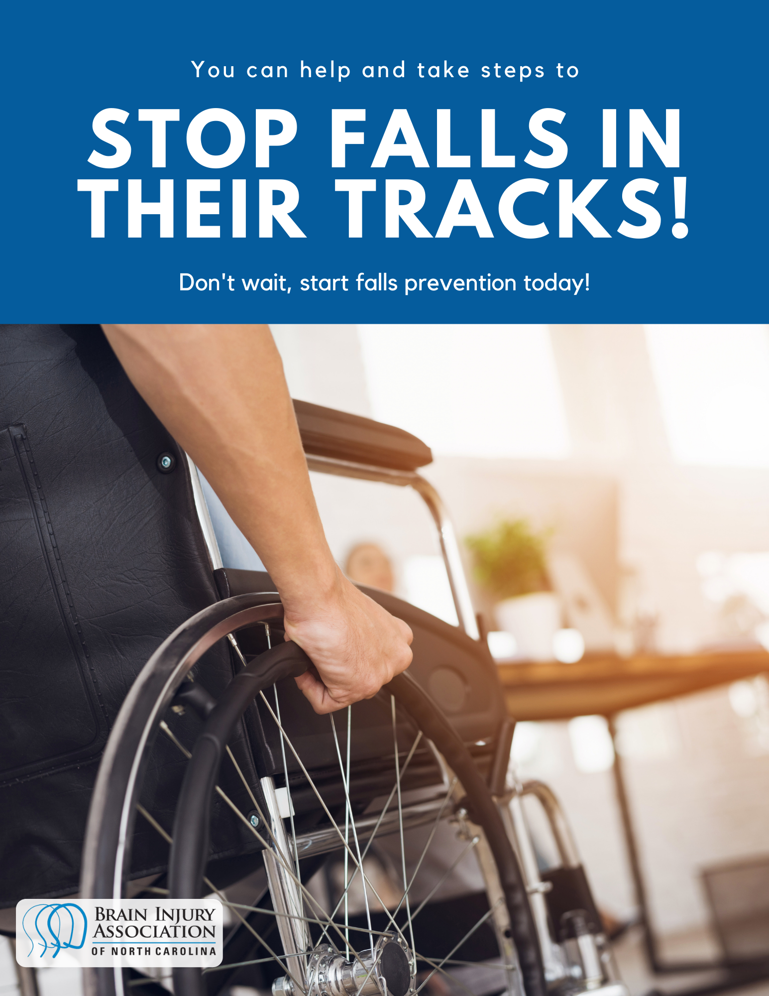 Falls Prevention Flyers