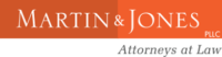 Matin and Jones Logo