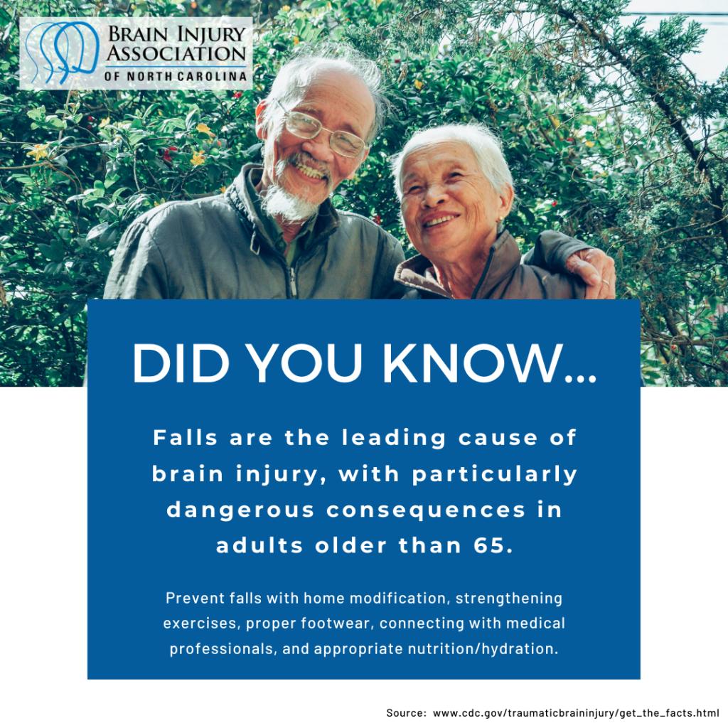 Older Adults & Falls